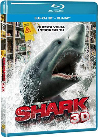Shark: gli squali nel supermercato!