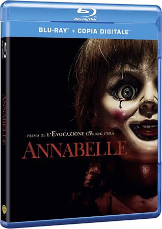 Warner e L'evocazione di Annabelle!
