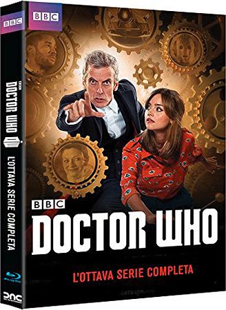 L'ottava stagione di Doctor Who!