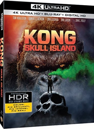 King Kong dalla giungla misteriosa...