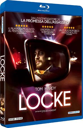 Tom Hardy è Locke!
