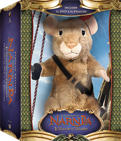 Le cronache di Narnia 3... in 3D!