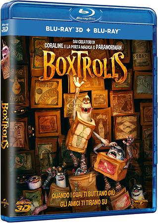 L'invasione dei Boxtrolls!