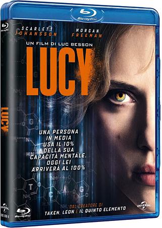 Da Nikita a... Lucy!