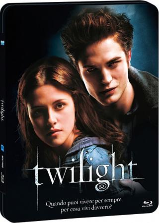 Tutto Twilight in Steelbook!