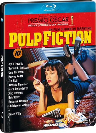 Pulp Fiction compie 20 anni...