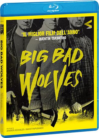 Tarantino ha paura dei lupi cattivi?