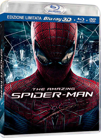 The Amazing Spider-Man tesse la tela!