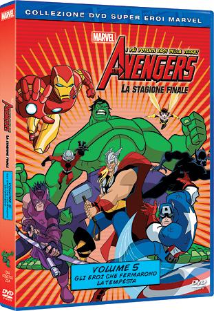 La fine degli Avengers (animati)!