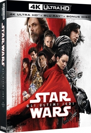 Esclusivo! Gli Ultimi Jedi: annunciate cover & data ufficiale!