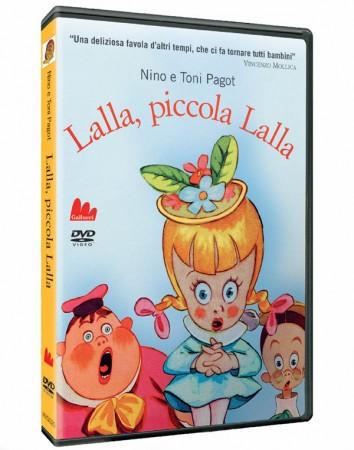Lalla piccola Lalla e la grande animazione italiana!