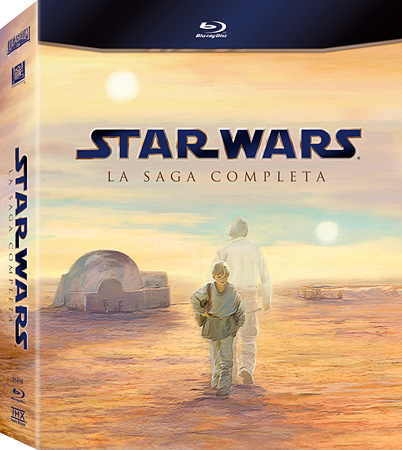 Star Wars Saga Blu-Ray: La parola a voi!