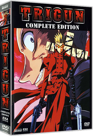 Trigun - Complete Edition Box Set (4 DVD)