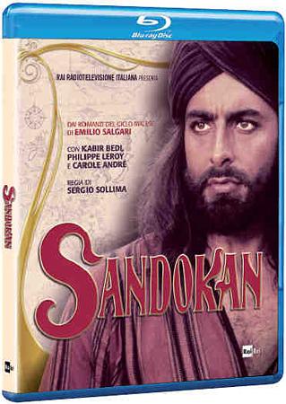 La tigre è sempre viva: Sandokan in Blu-Ray Disc!
