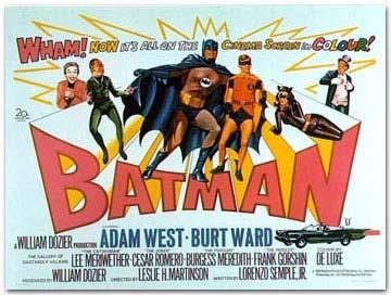 WHAMM!! BANG! ZAP! BIFF!! Ecco il vero Batman!