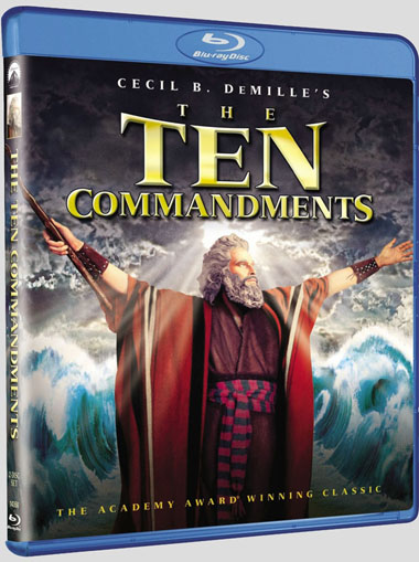 Undicesimo comandamento: compra questo Blu-Ray!