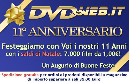 Gli 11 anni di dvdweb.it!