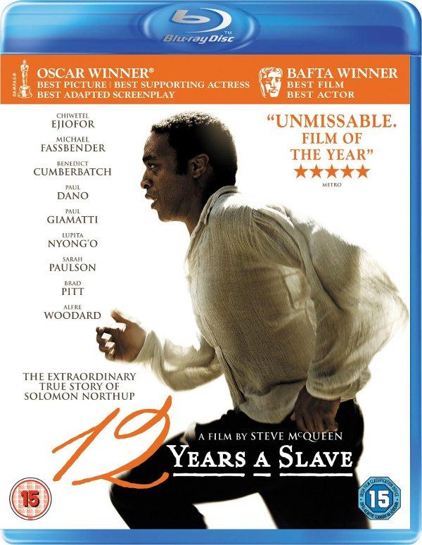 12 anni schiavo: anteprima dall'Inghilterra!