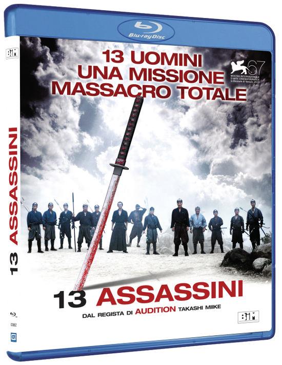 13 assassini e un Blu-Ray Disc: MASSACRO TOTALE!
