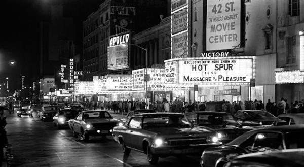 Home Movies nella 42ma strada!