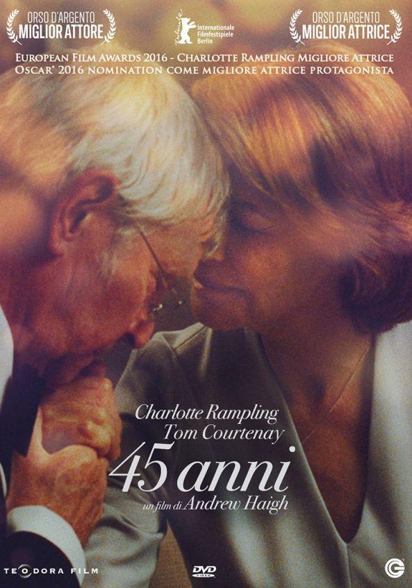 45 anni di amore e bugie per Charlotte Rampling!