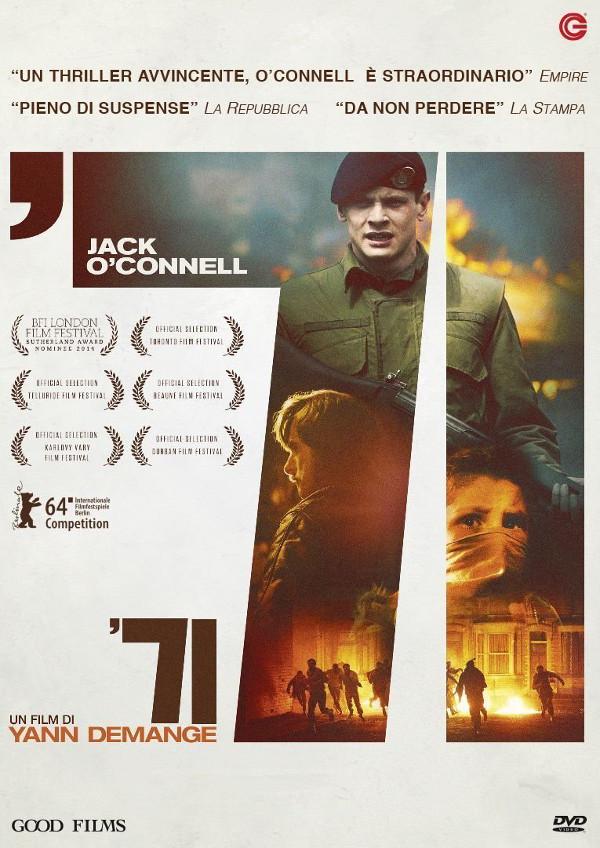 '71: il cinema di genere britannico colpisce ancora!