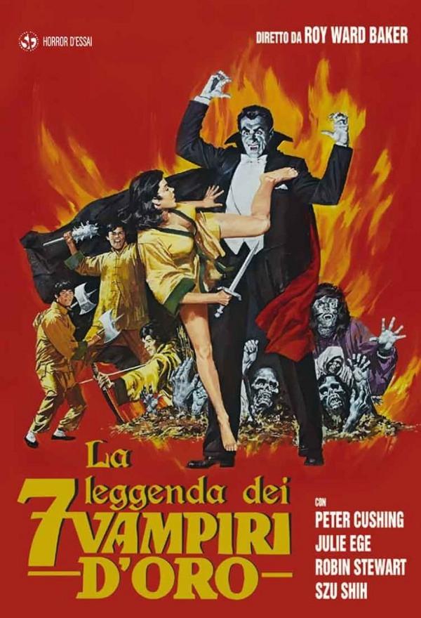 Sinister Film resuscita i Vampiri d'Oro!