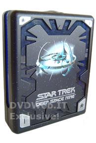DS9: nuovo packaging, con sorpresa!