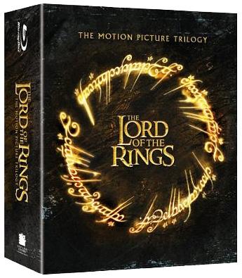 Il Signore degli Anelli - Trilogia Cinematografica Blu-Ray Disc