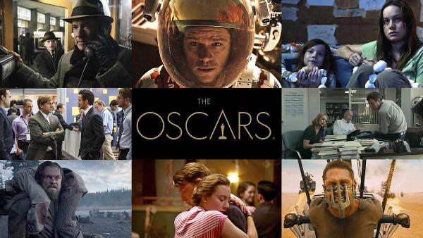 Oscar 2016: il gioco si fa duro!
