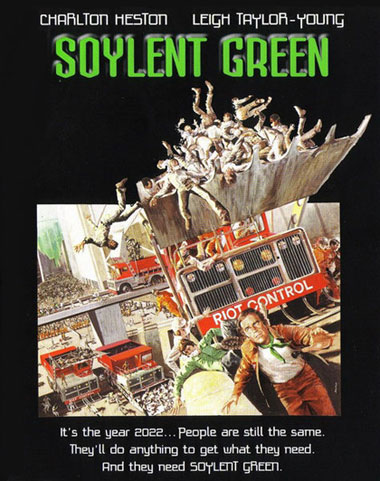 Di cos'è fatto Soylent green?