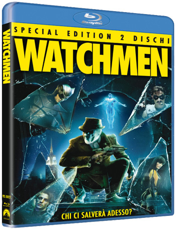 Watchmen Blu-Ray Disc
