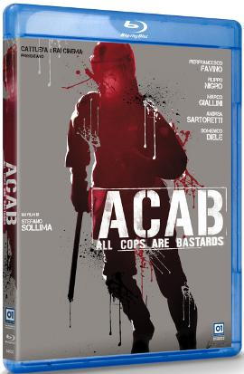 ACAB: All Cops Are... in Blu-Ray!