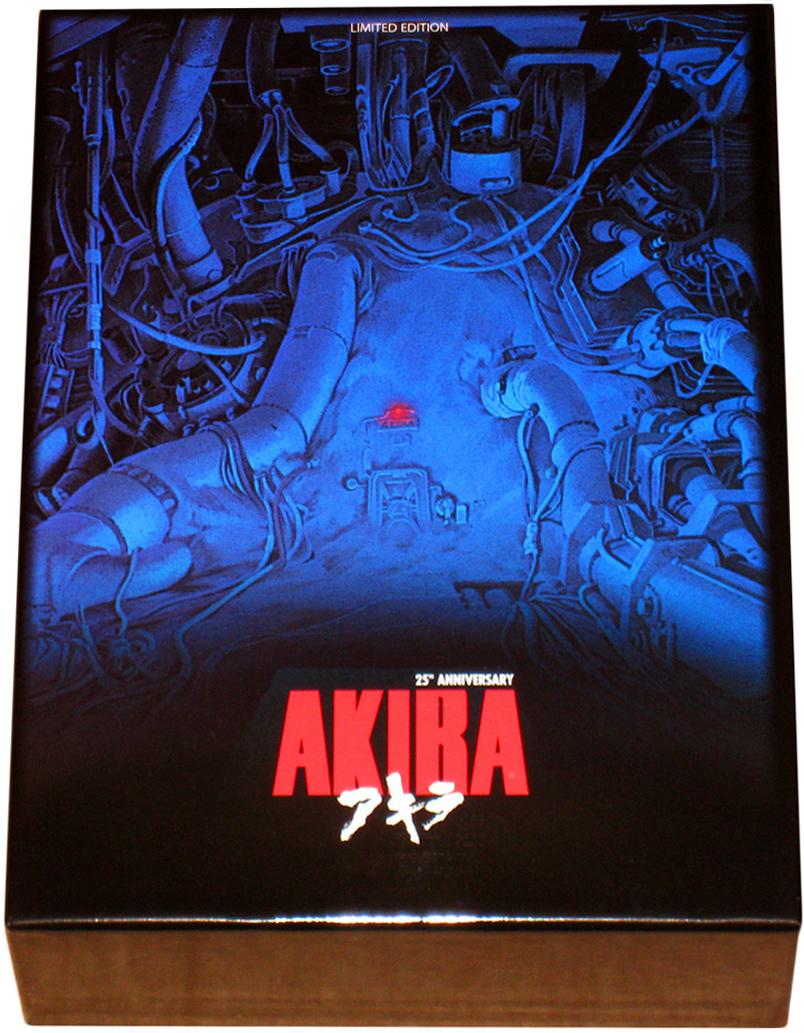 Scopriamo la Akira Limited Edition!