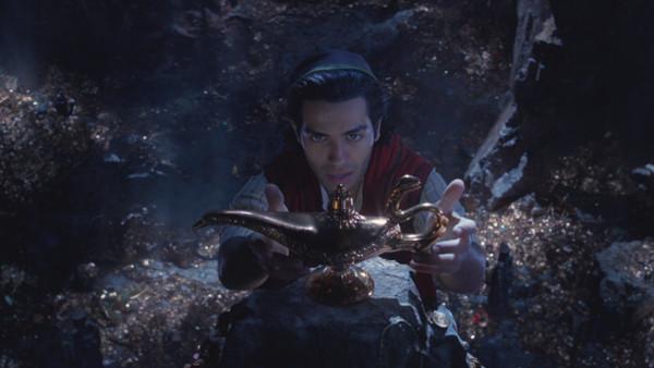 Aladdin: esprimete il desiderio!