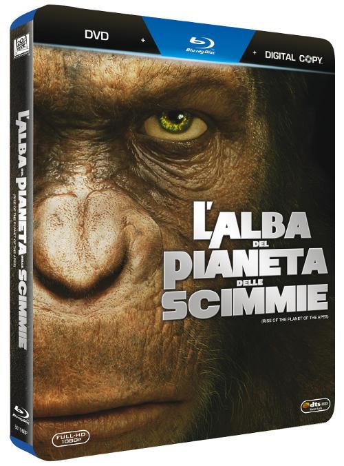 Nel 2012 risorgono le Scimmie!