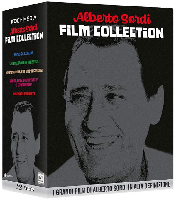 I film 4K di Alberto Sordi in cofanetto!