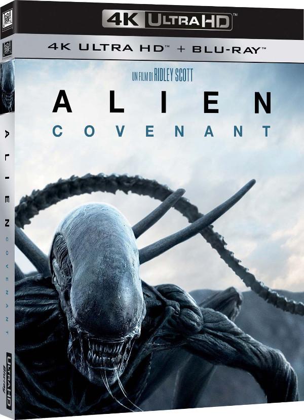 Alien: Covenant all'attacco!