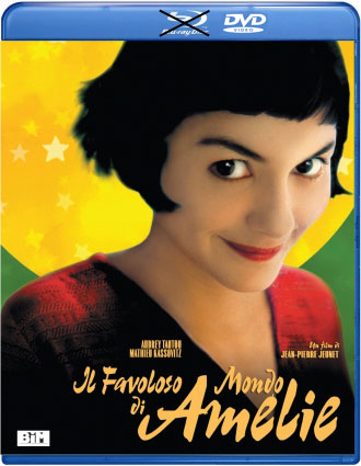 Il poco favoloso Blu-Ray di Amelie...