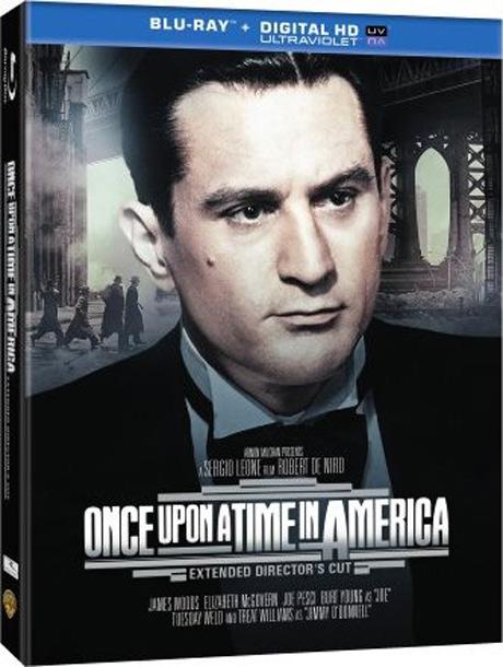 Blu-Ray Usa per... C'era una volta in America Extended!
