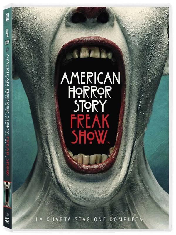 American Horror Story solleva il tendone!
