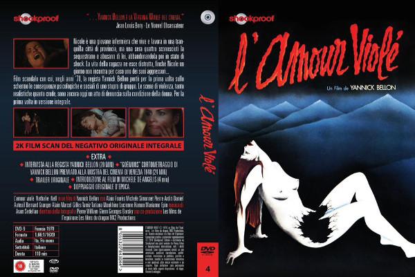 Shockproof d'autore: in arrivo L'amour violé