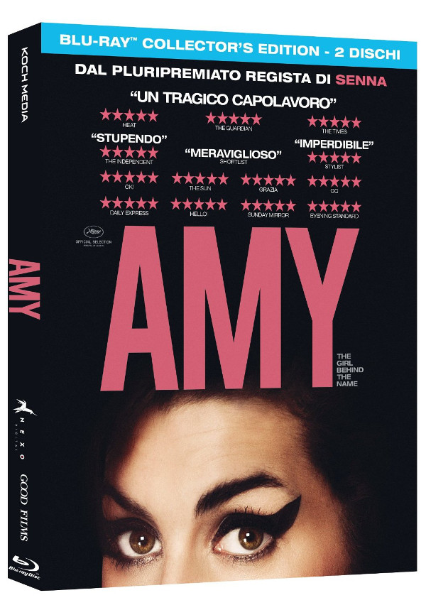 Amy Winehouse, indimenticata e... <em>oscarizzata!</em>