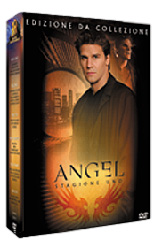 Angel in DVD!