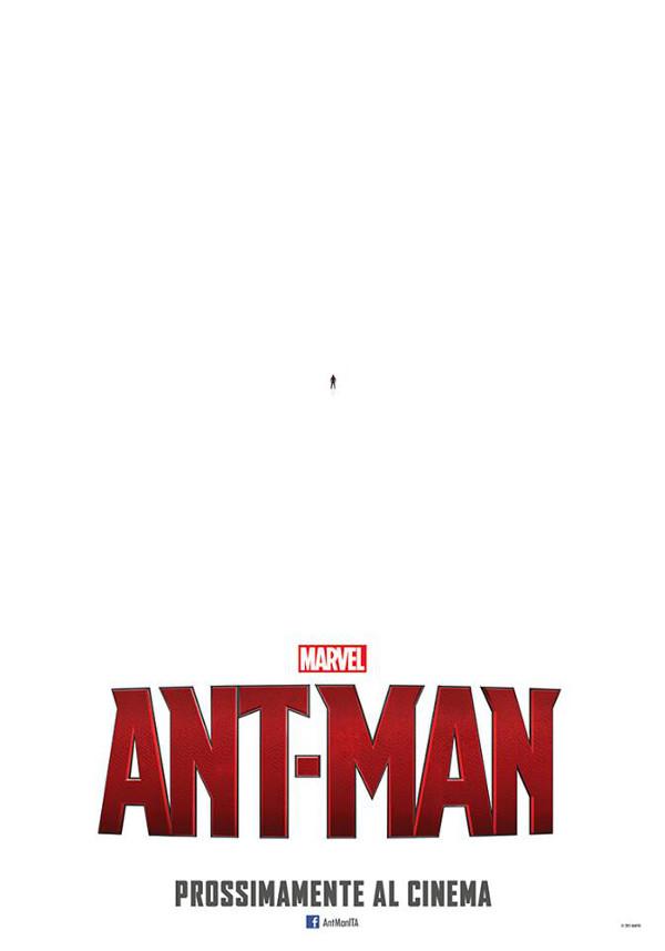 Primo trailer per Ant-Man!