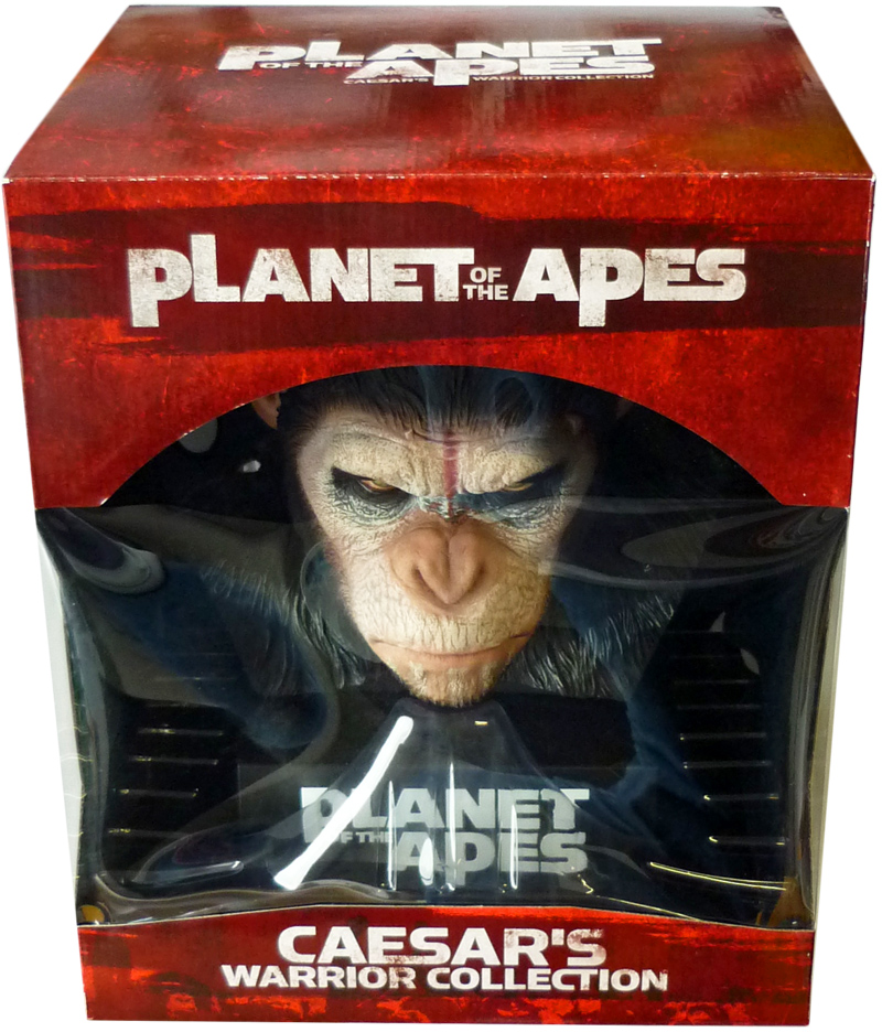Da Fox una nuova testa di scimmia!!