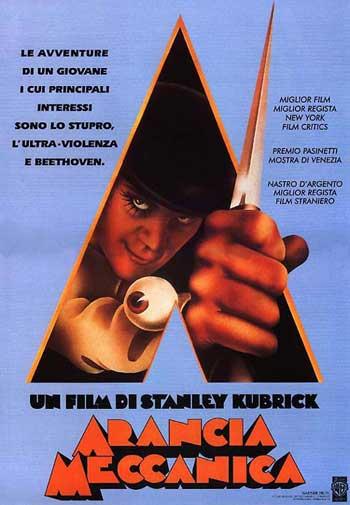 Arancia meccanica: nuovo Blu-Ray in Francia!