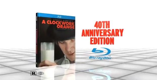Il trailer del Blu-Ray di Arancia Meccanica!