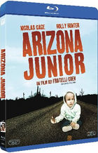 Il Blu-Ray di Arizona Junior