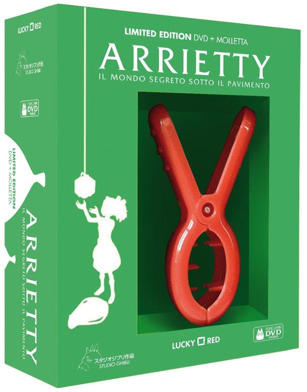 Ecco la Gift Edition di Arrietty!